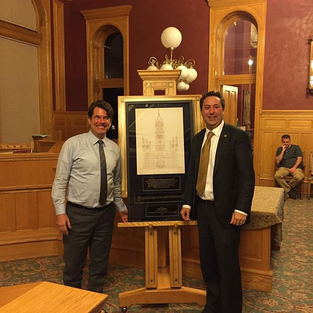 @lukeformayor and Kyle LaMalfa have been dedicated City Council members and are our city is better for their work. Thank you for your service. #utpol