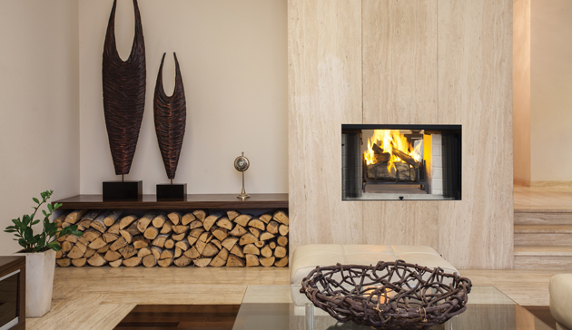 Astria FIREPLACES  Stay awhile…a warm welcome is only the beginning. There is nothing quite like the look and feel of a wood burning fireplace. Astria wood burning fireplaces match expert craftsmanship with elegant styling to welcome you to sit, and stay awhile.