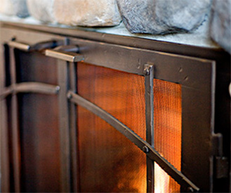 Ironhaus Ironhaus has been doing extraordinary things with iron for more than 35 years. Discover award-winning custom fireplace doors and screens in a broad selection of design styles.