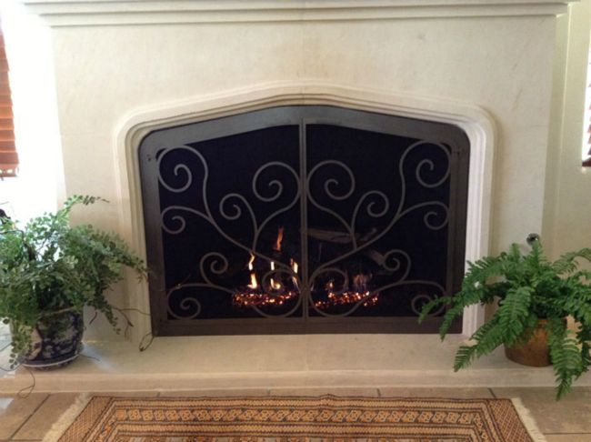 Stoll Fireplace, Inc  Browse our large variety of custom fireplace doors, accessories, screens, and heating solutions.