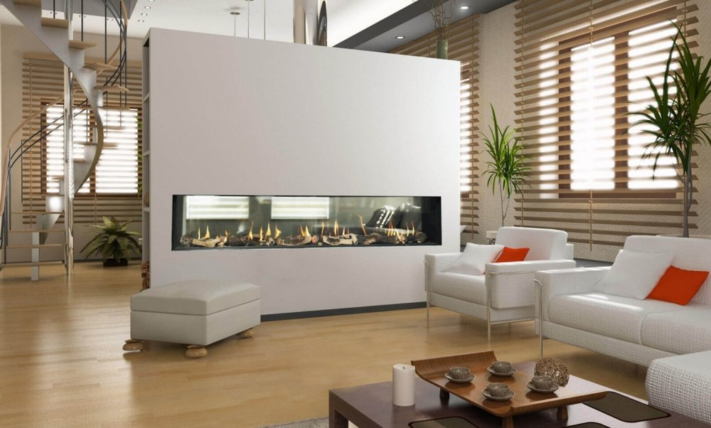 Flare fireplaces Our Fireplaces are unique in their clean design, superior build quality, and features. Made in Israel. Designed and tested to North American standards and requirements.