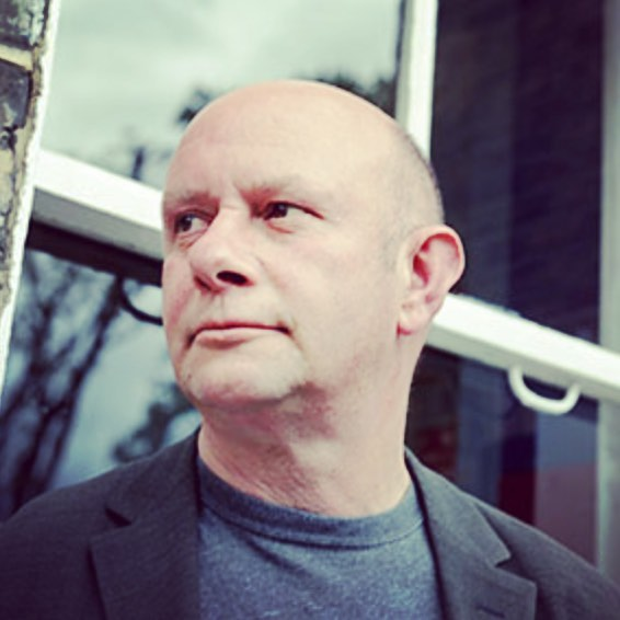 "Nick Hornby, writer. ""One of the questions that is probably troubling you at the moment is this: How do I know whether I'm a writer? And the question can only be answered with another question: Well, do you write? If you don't, you're not. If you do, you are. There's nothing else to it. If, in a month's time, you have produced a novel, or a chunk of a novel, and you have never written before, then you will have changed your status, simply and crucially. Ah, but are you a good writer? Because that's probably the question that best articulates the nagging doubt that has held you up hitherto. And I'm afraid you will never know the answer to that one. No writer does."""