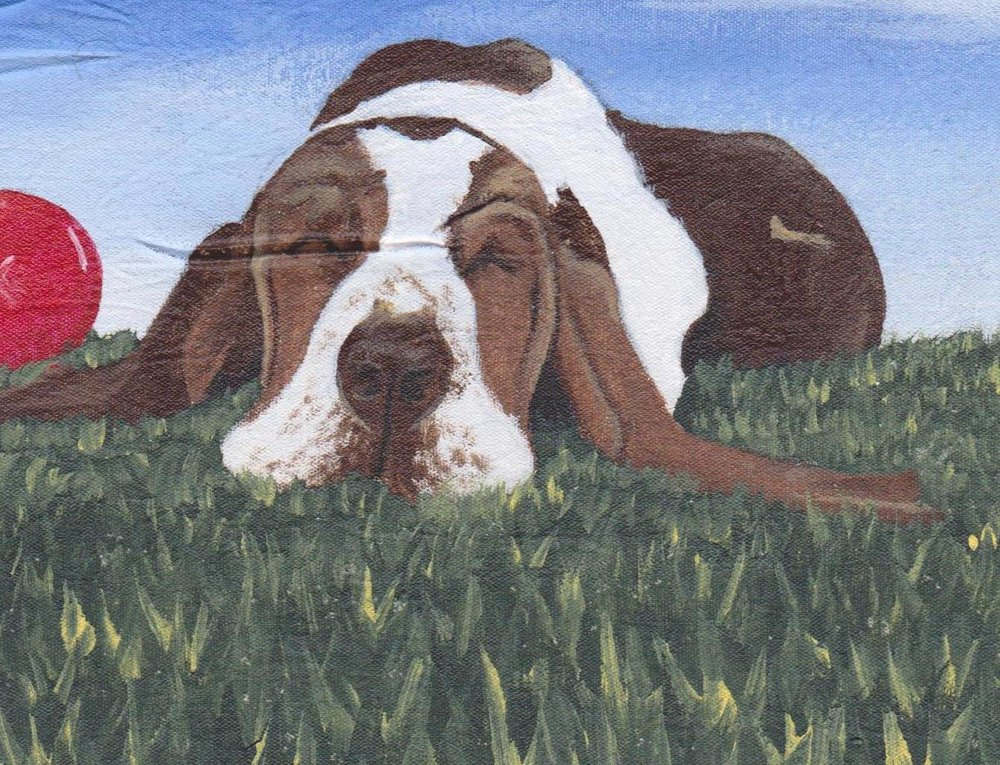 Scott North East Coast Inmate Artist Lazy Dog 001a.jpg