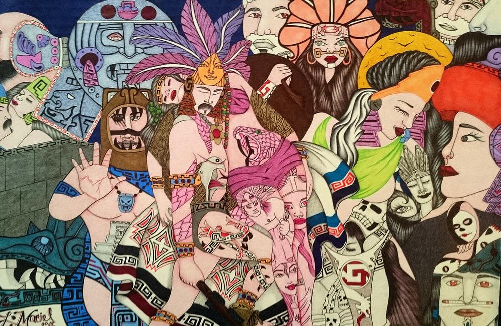Aztec by Luis Maciel.jpg