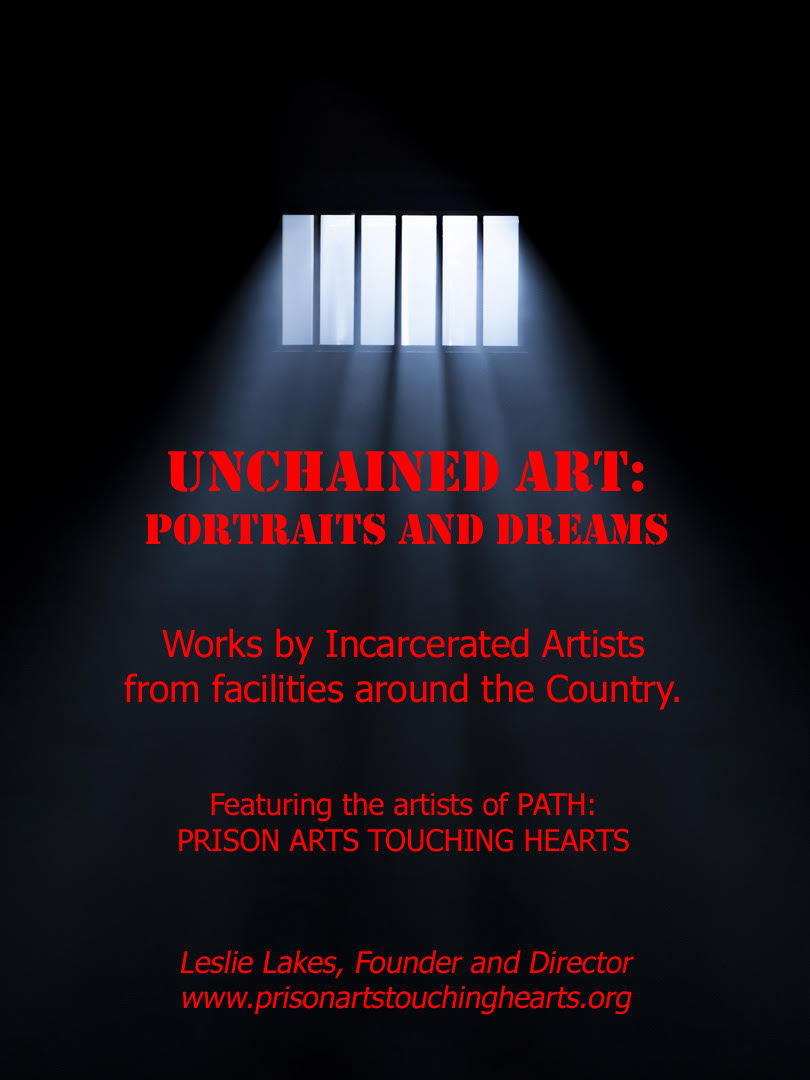 Unchained Art Portraits and Dreams poster.jpg
