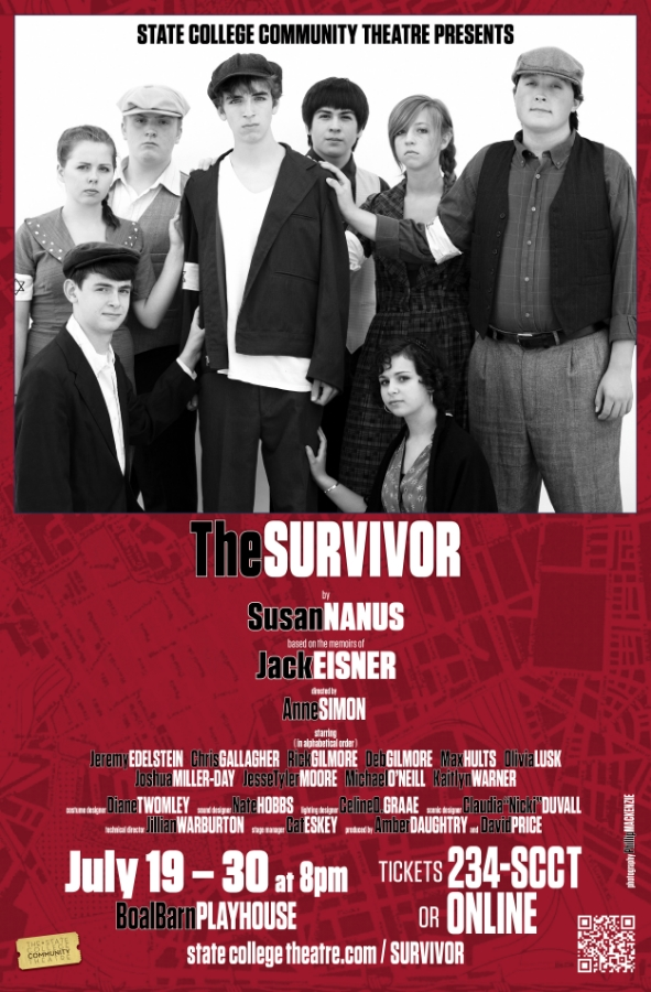 The Survivor - Tabloid.jpg