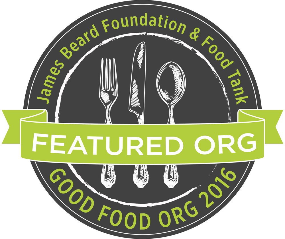 RVF2S is honored to be a featured organization in the 2016 Good Food Org Guide! Check out our listing and search nearly 1,000 other amazing organizations!