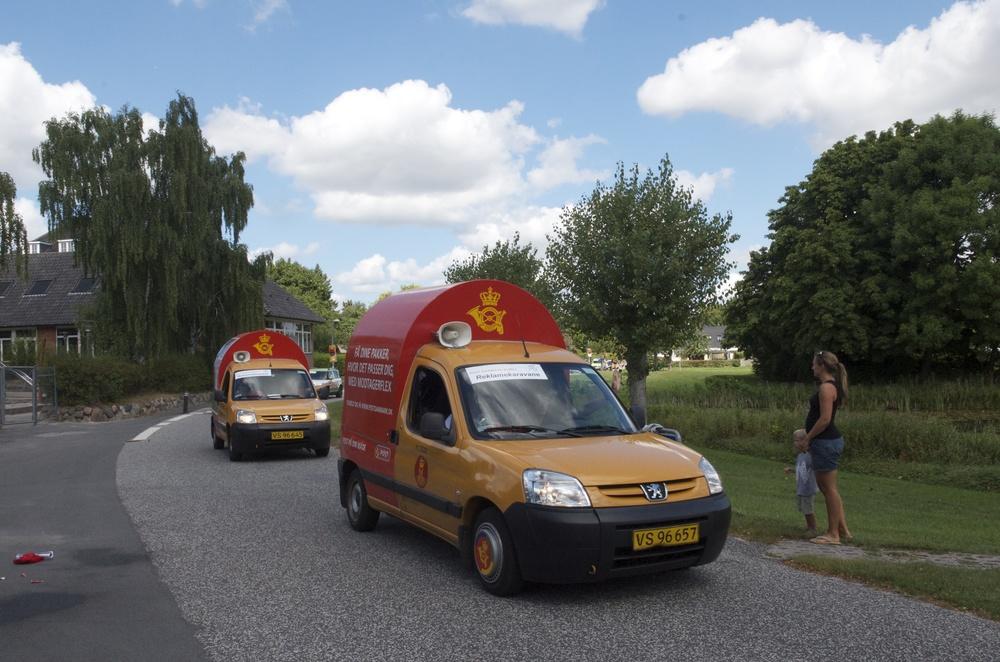 I Blovstrød køres der på følgende veje: Sandholmgårdsvej, Blovstrød Allé, Kærvej og Blovstrød Byvej, hvorefterruten fortsætter ad Kongevejen mod København. Arkivfoto: AOB