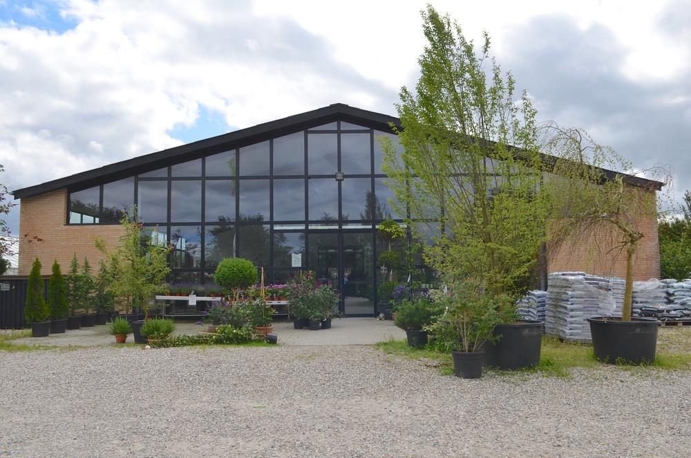 Verdens ældste planteskole ligger i Blovstrød Sogn.