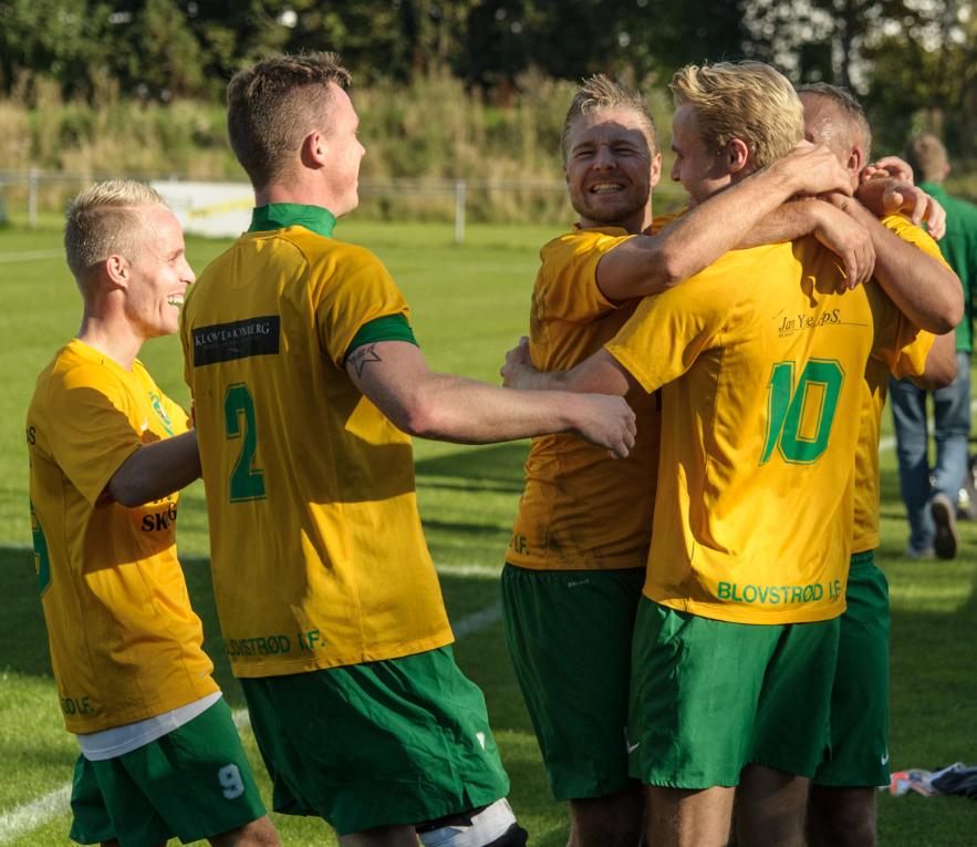 BIF-fodbold holder generalforsamling. Foto:Phillip Nørgaard