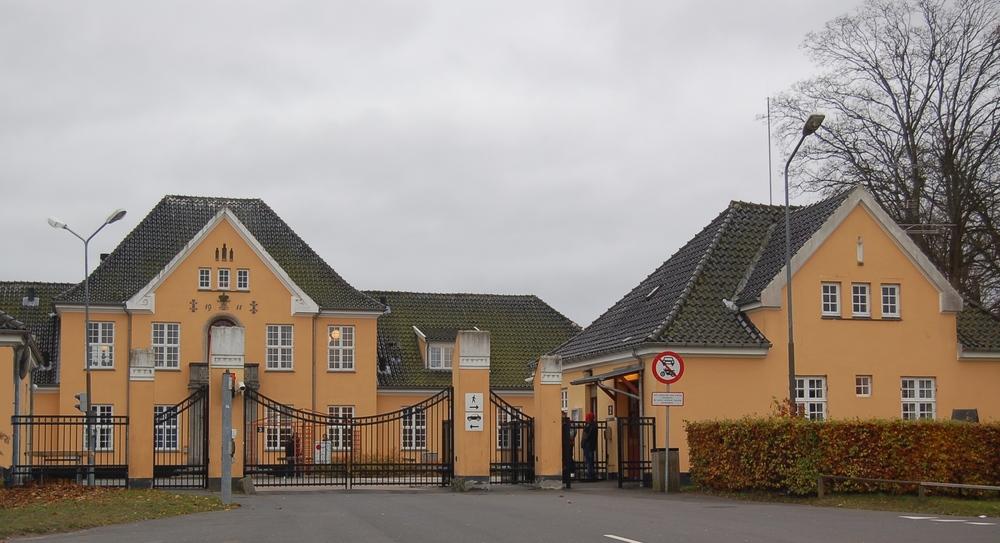 En ung mand fra Center Sandholm blev anholdt for tyveri. Arkivfoto: AOB