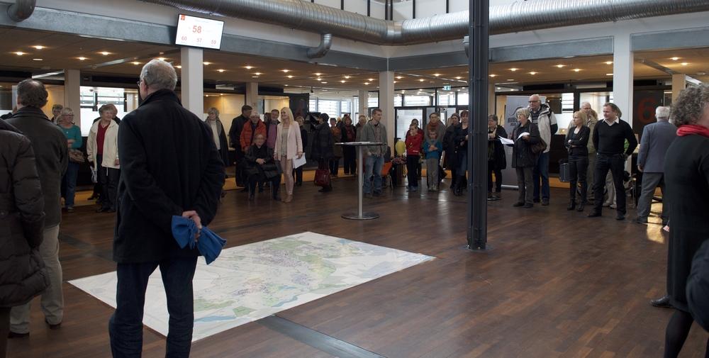 Igen i år arrangerer kommunen åbent hus for alle nye borgere. Arkivfoto: AOB