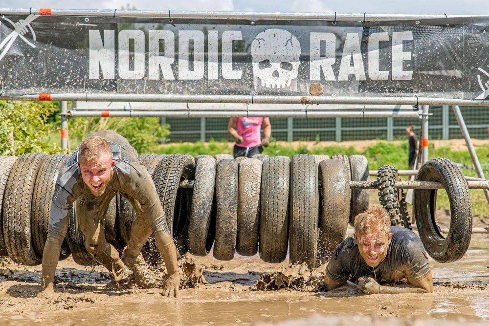 Det militære øvelsesterræn ved Høvelte bliver nordens hårdeste serie af OCR-events. Arkivfoto: Nordic Race