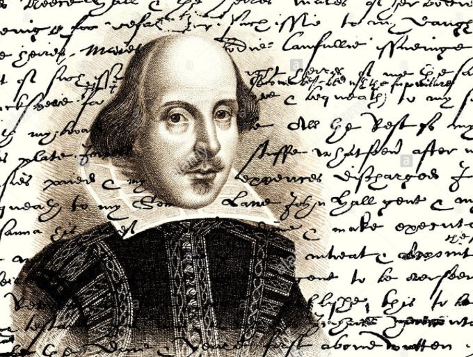 I anledning af 400 året for William Shakespeares død skal vi høre om den berømte forfatter, som er umulig at komme udenom.