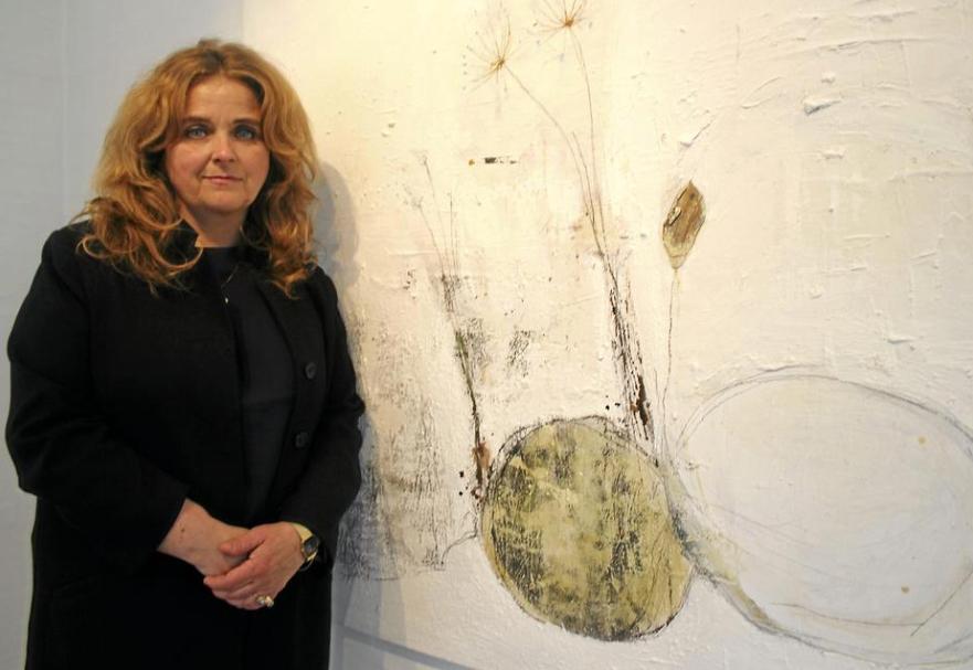 Foredrag ved kunsthistoriker Tine Kragh om 'Kunst i kirken'.Tine Kragh er selv kunstner og har udstillet i mange gallerier i Danmark, Frankrig og Italien, bl.a. i Vatikanet.