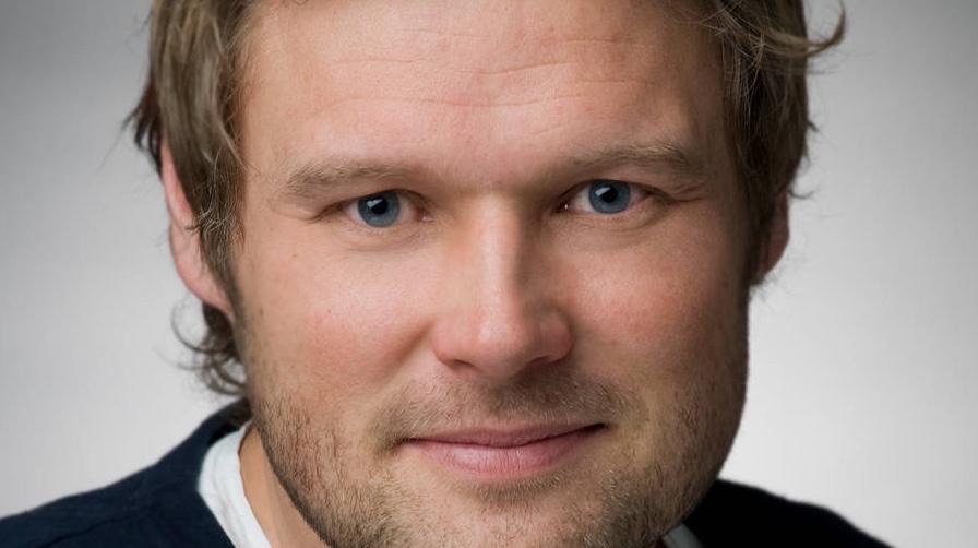 Hjerteforeningens motionsekspert Martin Walsøe holder foredrag om motion og hjertesygdomme.