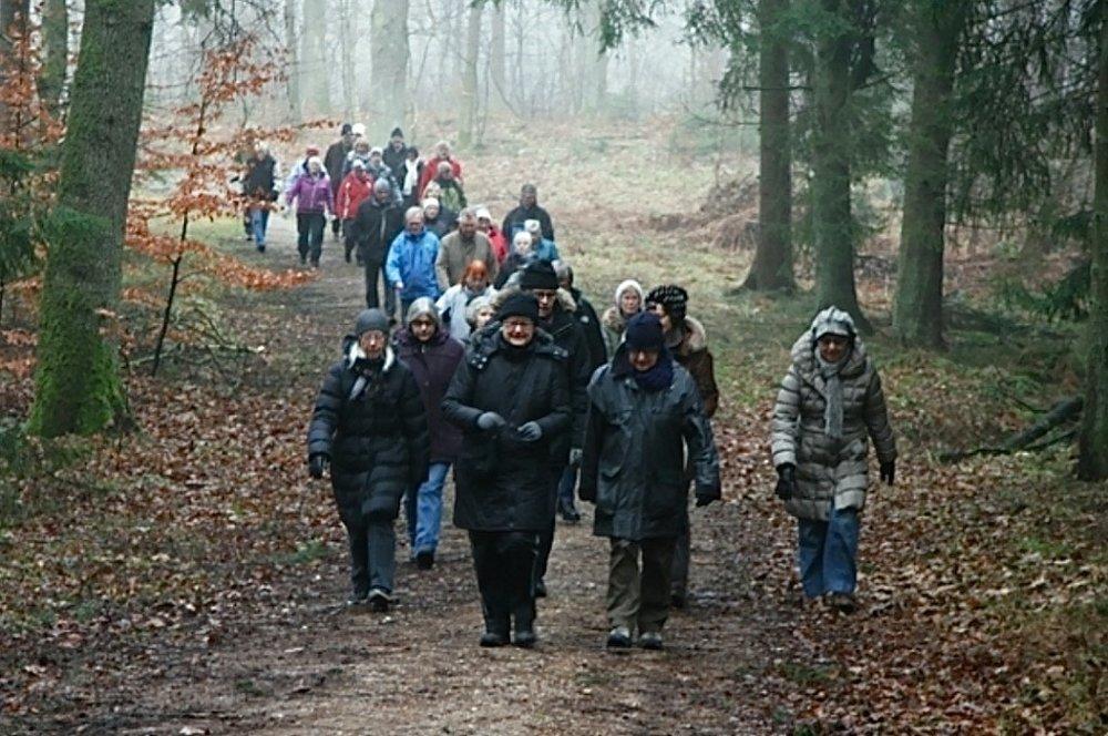 """""""Byd 2017 velkommen med en frisk gåtur"""" siger Hjerteforeningen."""