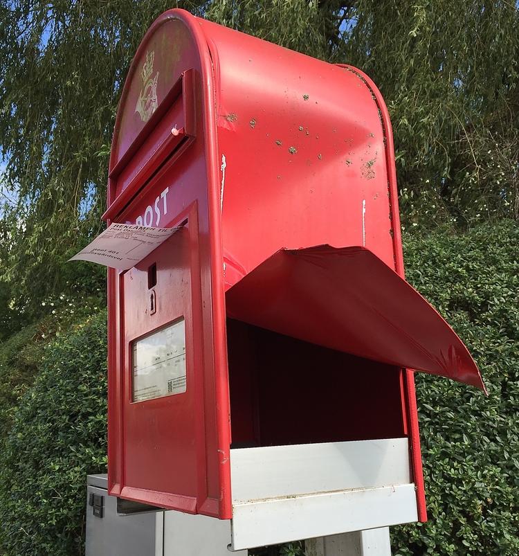 Der har i flere perioder været hærværk på postkasserne i Blovstrød. LÆS ARTIKEL