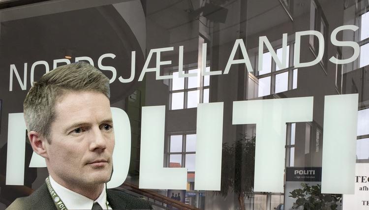 Politidirektør Jens-Christian Bülow:I dagene fra den 20. december 2016 til og med den 3. januar 2017 blev der indgivet 200 anmeldelser om indbrud mod 370 anmeldelser året før.