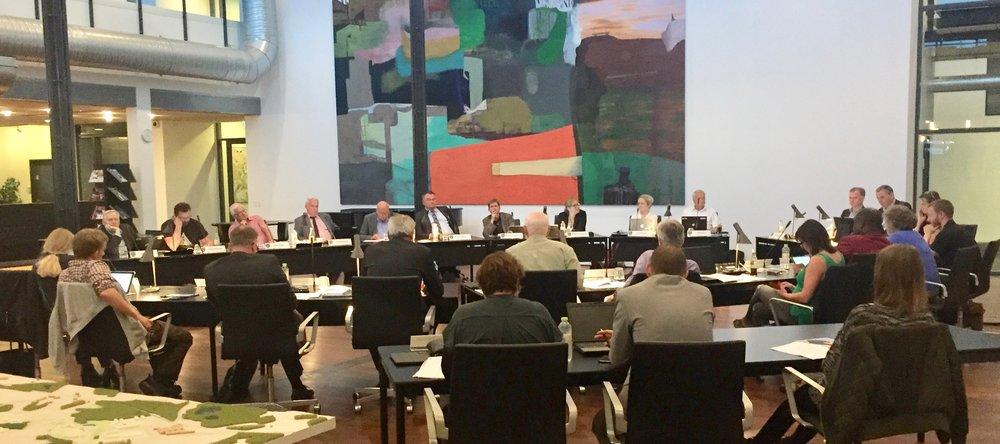 I aften forventes det, at byrådet godkender,at der frigives 500.000 kr. til den første fase i processen til etablering af ny daginstitution i Blovstrød. Foto: AOB