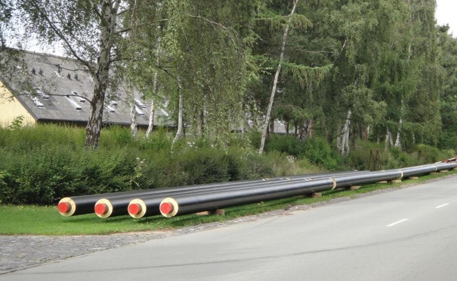 I/S Norfors har udarbejde et projektforslag om fjernvarmeforsyning til fem områder i Blovstrød.