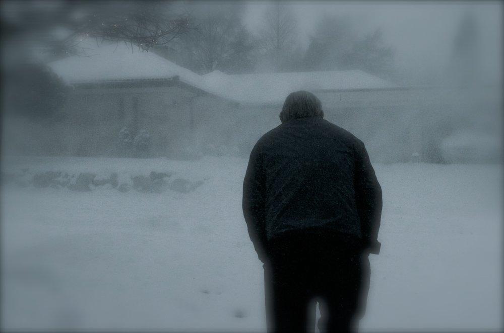 Ud fra en kombination af vind og temperatur vil det føles temmeligt koldt.Faktisk vil det kunne føles som 15 graders frost. Foto:AOB