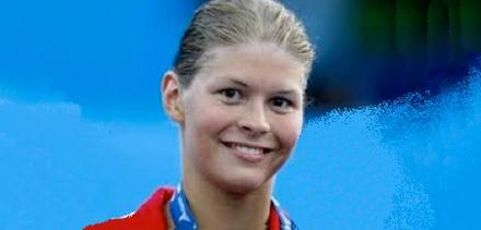 OL-bronzevinder og verdensmester, Lotte Friis, stopper som elitesvømmer.