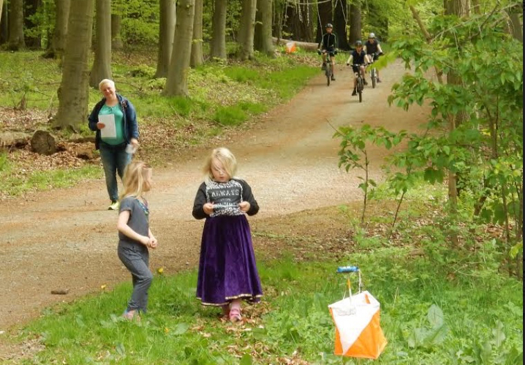 Løbsledelsen oplyser, at der er forhåndstilmeldt over 400 deltagere fra hele Sjælland. Temafoto:Gert Lillevang Nielsen