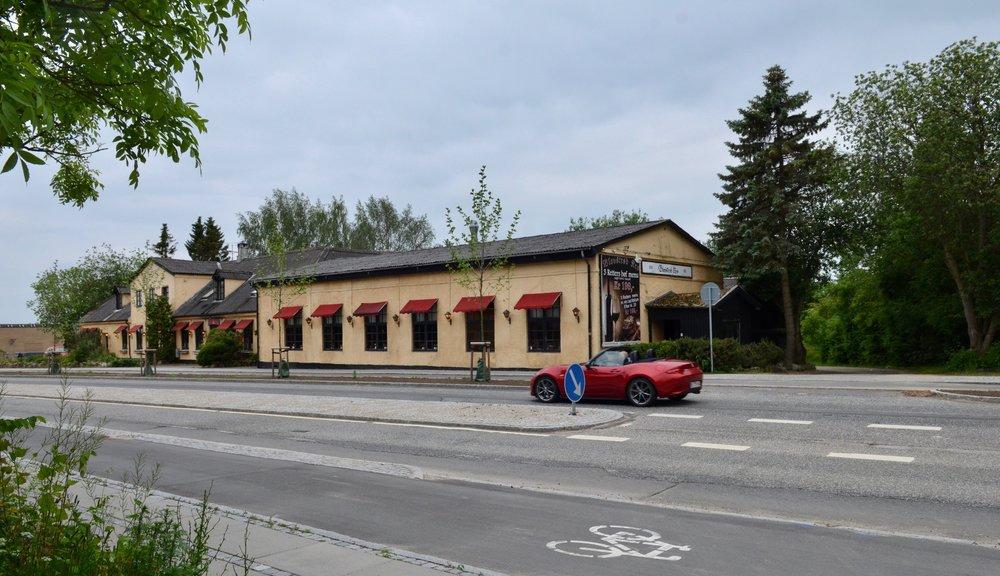 Blovstrød Kro er nu sat til salg. Pris: 8,5 millioner. Foto:AOB