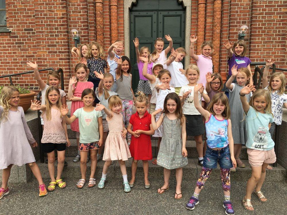 Efter sommerferien er der igen åbent for tilmelding til Blovstrød Kirkes spire- og børnekor.