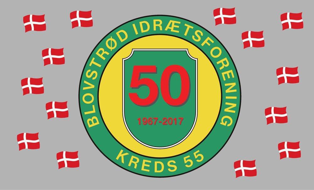Blovstrød Idrætsforenings 50 års-jubilæum afvikles lørdag, den 4. november. Husk allerede nu at sætte kryds af i kalenderen!