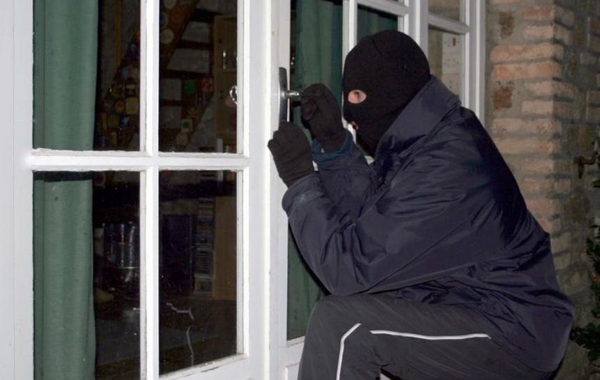 I en række nordsjællandske kommuner, her i blandt Allerød, er der over 20 procent flere indbrud i private hjem end for otte år siden.
