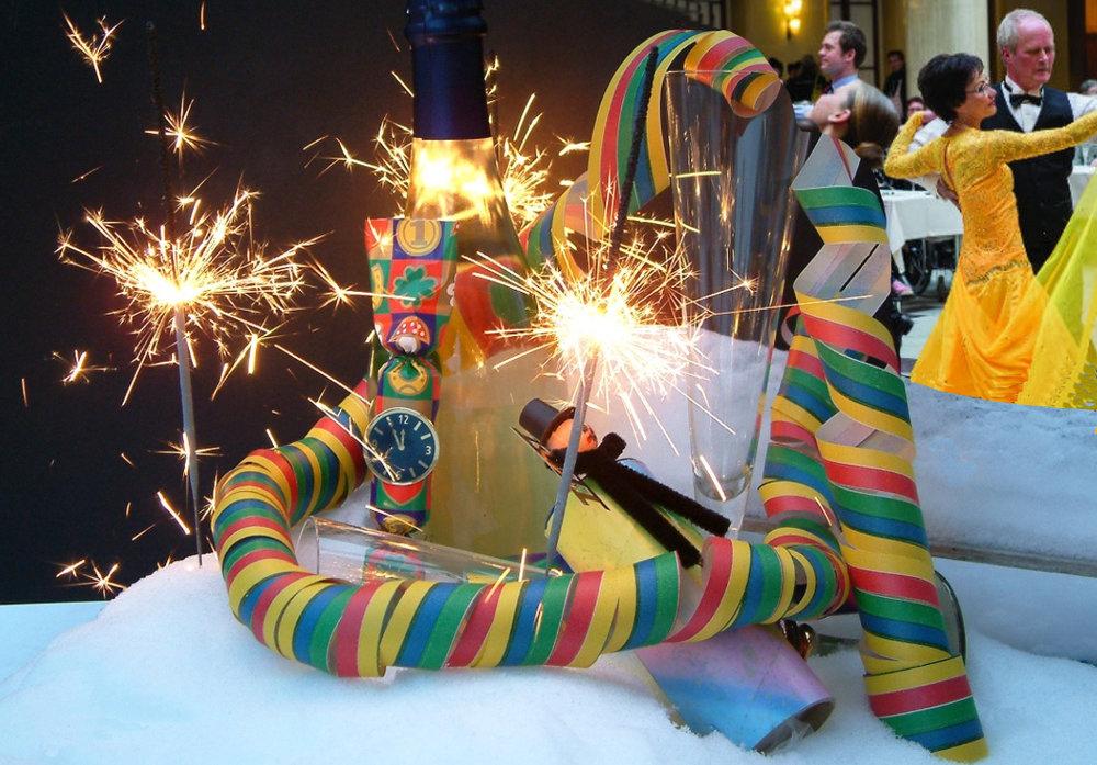 Tidligere blev der afholdt nytårskoncert og nytårsbal i Blovstrødhallen, men siden er det blevet flyttet til Allerød efter private initiativer.
