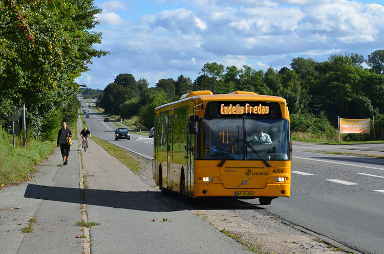 Informationsmødet vil give borgerne et indblik i Movias arbejdet med busplanlægningen i kommunen. Manipuleret foto: AOB