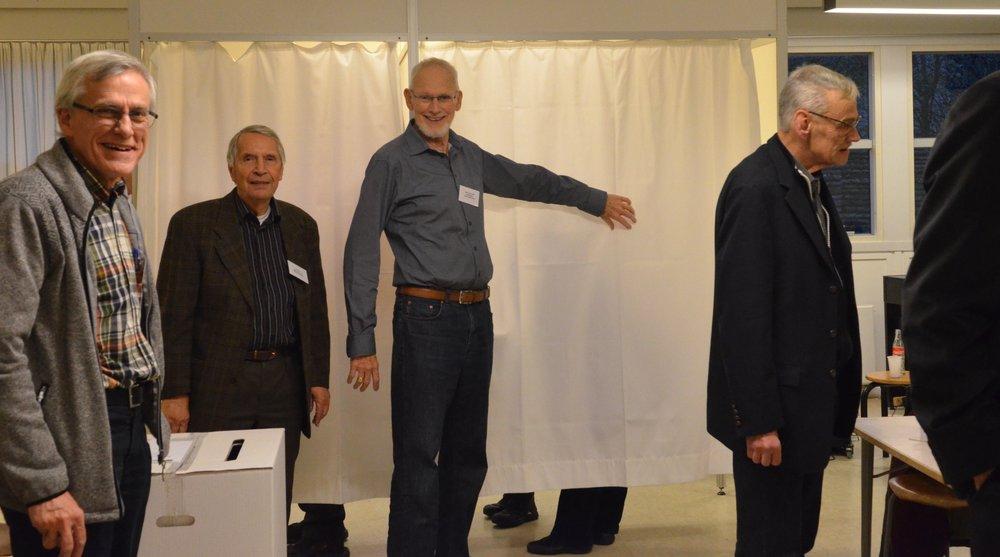 I forbindelse med kommunevalget var der også valg til Ældrerådet, som nu har skiftet navn til   'Allerød Kommunes Seniorråd' - eller i daglig tale 'Seniorrådet'.  Arkivfoto:AOB