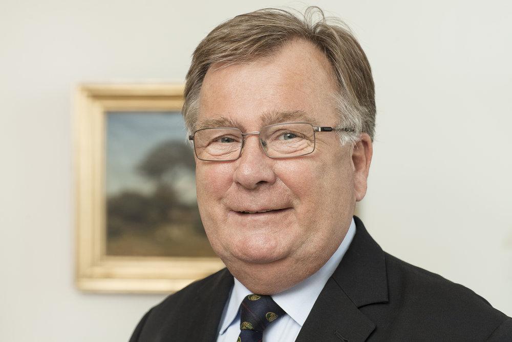 Forsvarsminister Claus Hjort Frederiksen taler om den nye forsvarsaftale, ved det offentlige møde på Høvelte Kaserne den 16. april.