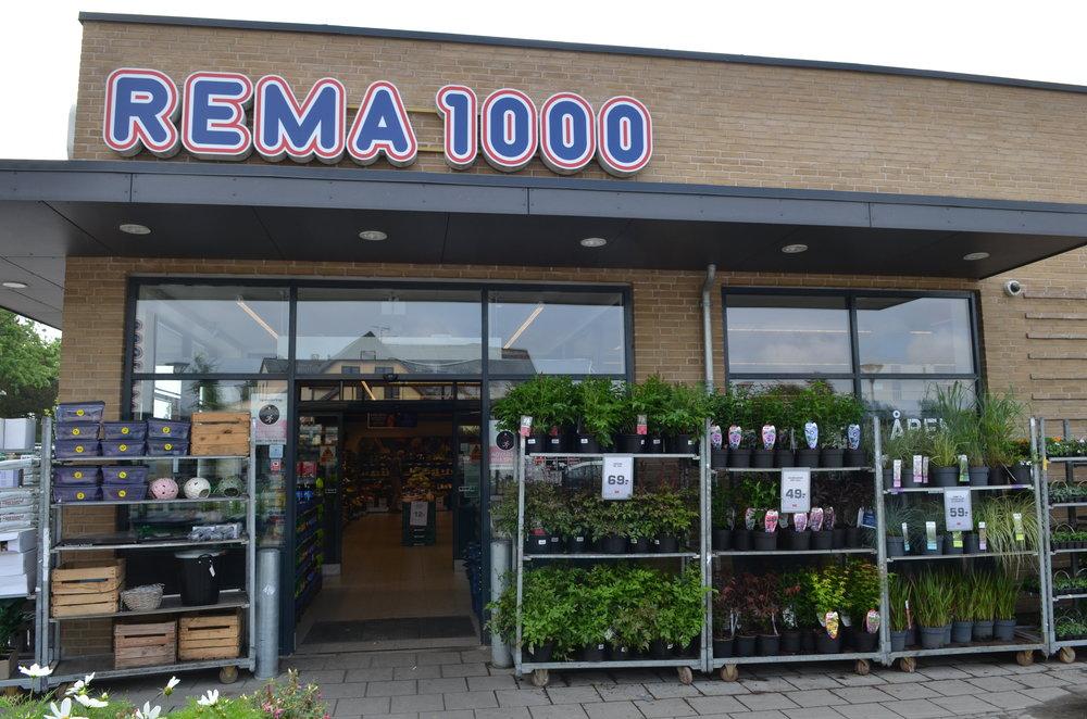 5 REMA 1000, Blovstrød