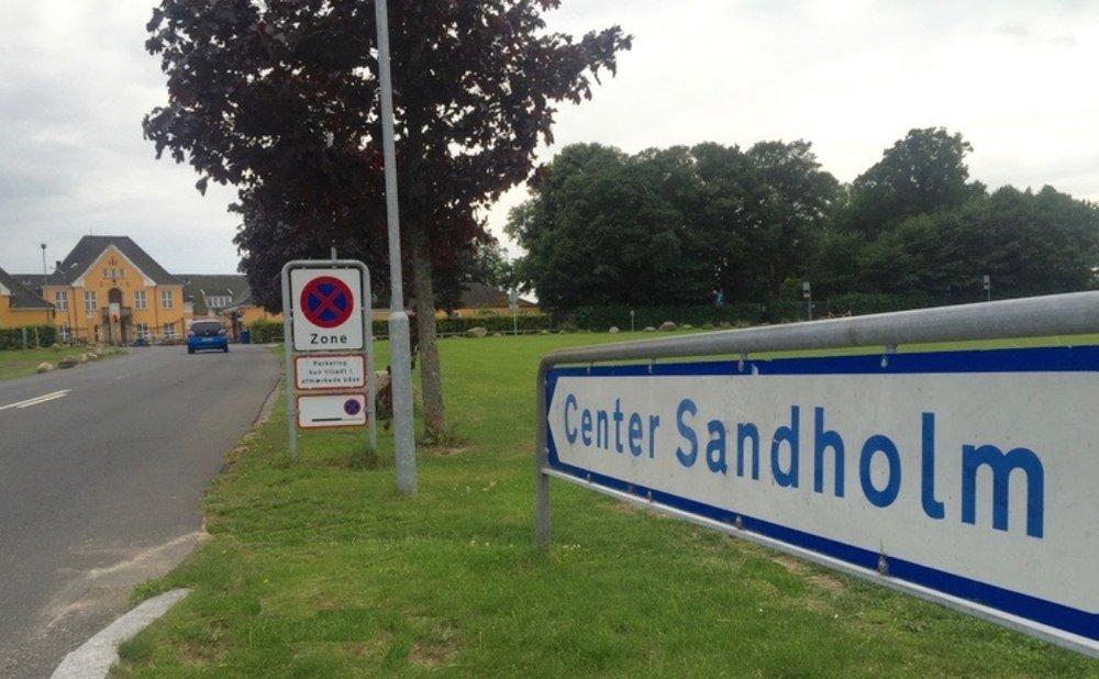 Center Sandholm huser nu igen uledsagede børn, som straks har bevirket, at der opstår flere indbrud i området - bl.a. her i Blovstrød. Foto: AOB