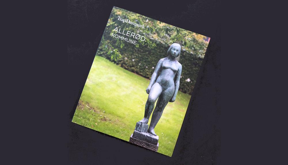 Bogen 'Allerød Kommune' er netop udkommet. Foto: AOB