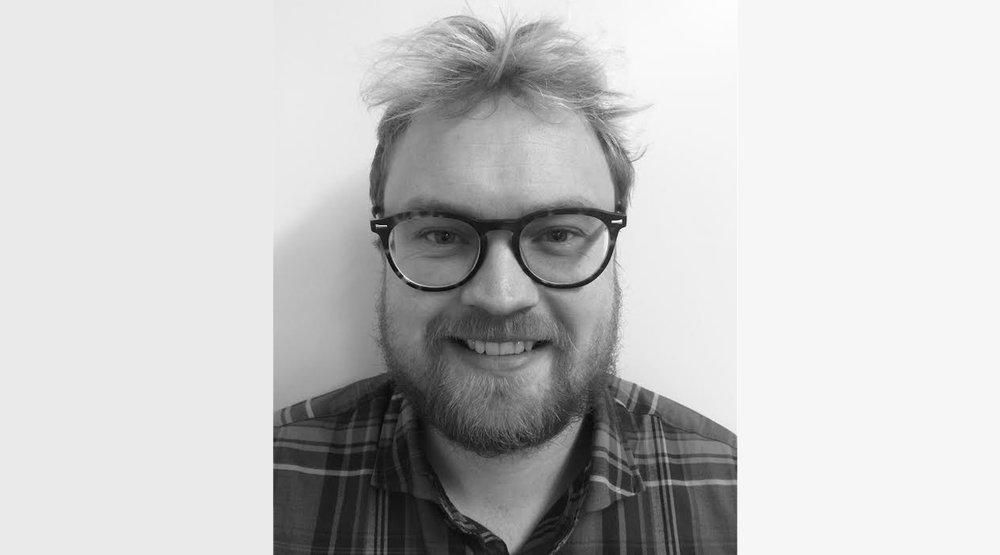 Mathias Harding er allerede godt i gang med arbejdet som konfirmandunderviser for det ene af kirkens tre konfirmandhold, som han overtog i november måned. Pressefoto