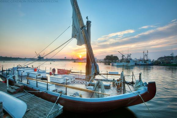 Public Sails • Gundalow Piscataqua