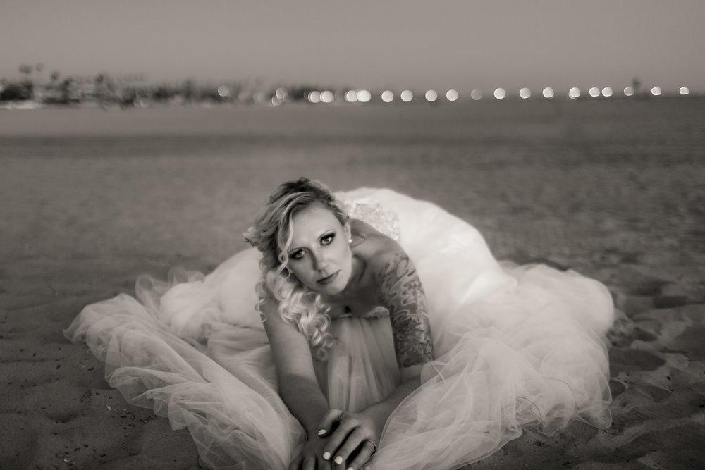 Epic Bridal Portrait