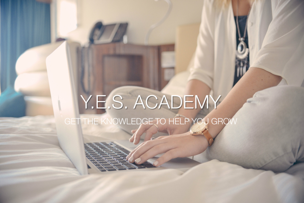 Check out Y.E.S. Online Academy