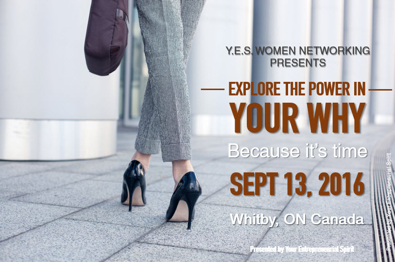 YES Power of Why Conference Image