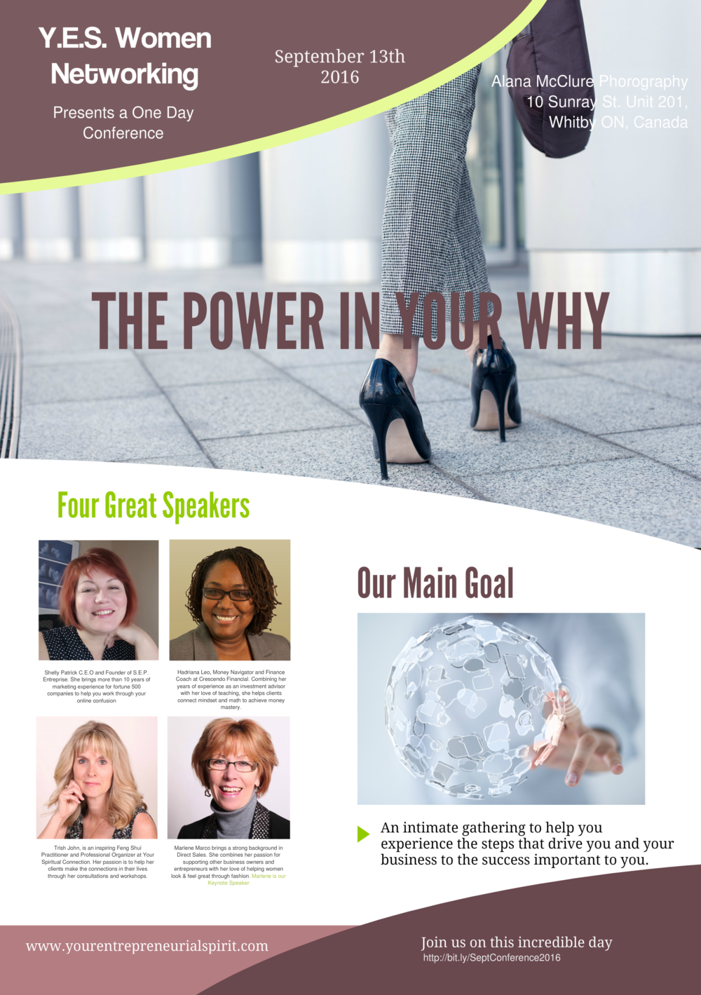 PowerInWhyConferenceFlyer