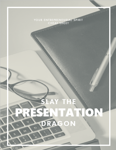Tips for creating your own presentations