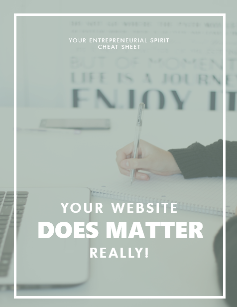 Review specific areas of your website from a visitor point of view