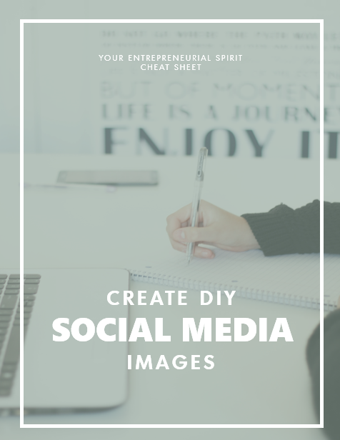 Make your own powerful social media  images with these tips and tools