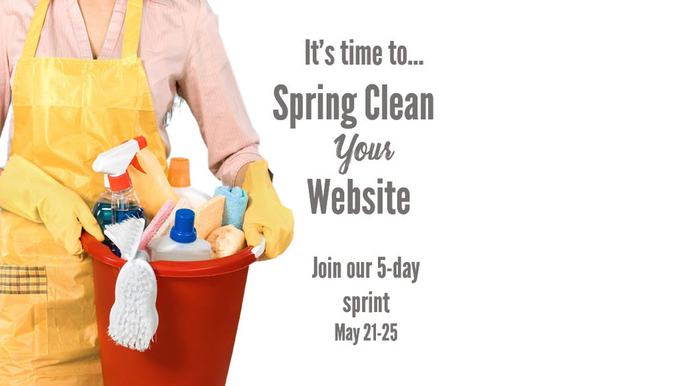 Spring-Clean-your-website