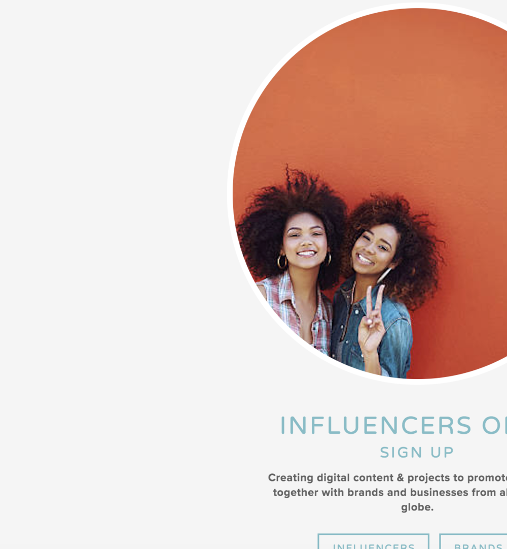 Influencer-Brand Connection